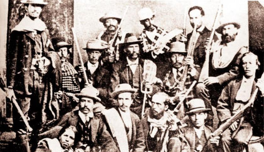 Civiles bolivianos en batalla de Calama.jpg