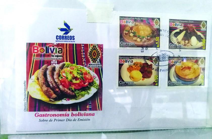 ESTAMPILLAS. La exposición de los timbres postales en la ex ECOBOL.