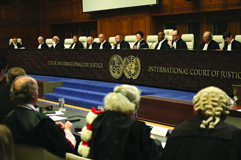 CONCLUSIÓN. La última audiencia de alegatos orales ante la CIJ, en el marco del juicio marítimo entre Bolivia y Chile.
