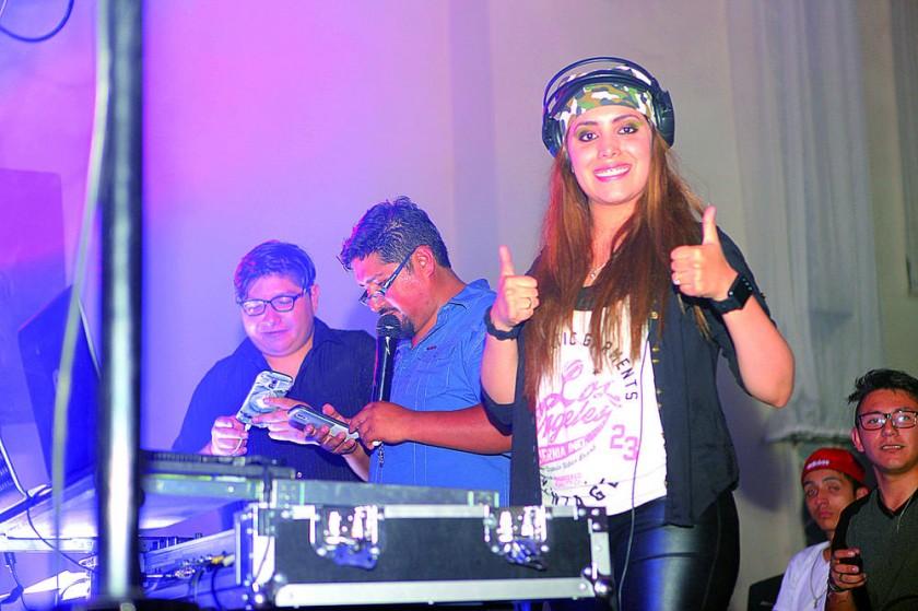 DJ Lala.