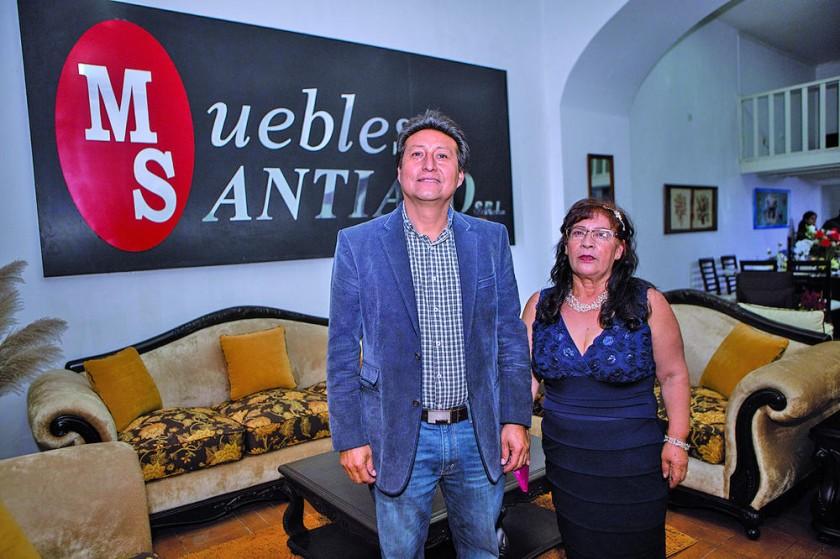 Propietarios: Jorge Ángel Pacheco y Miriam Angulo de Pacheco.