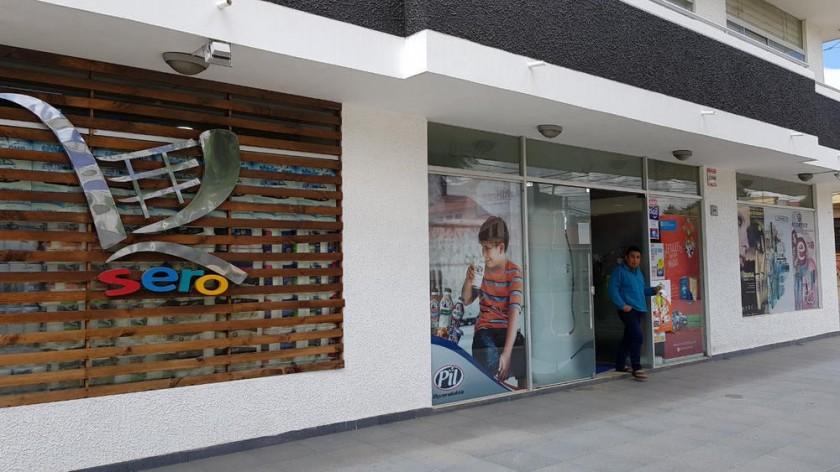 ksero. El nuevo micromercado abrió recientemente y ya gusta a la población.