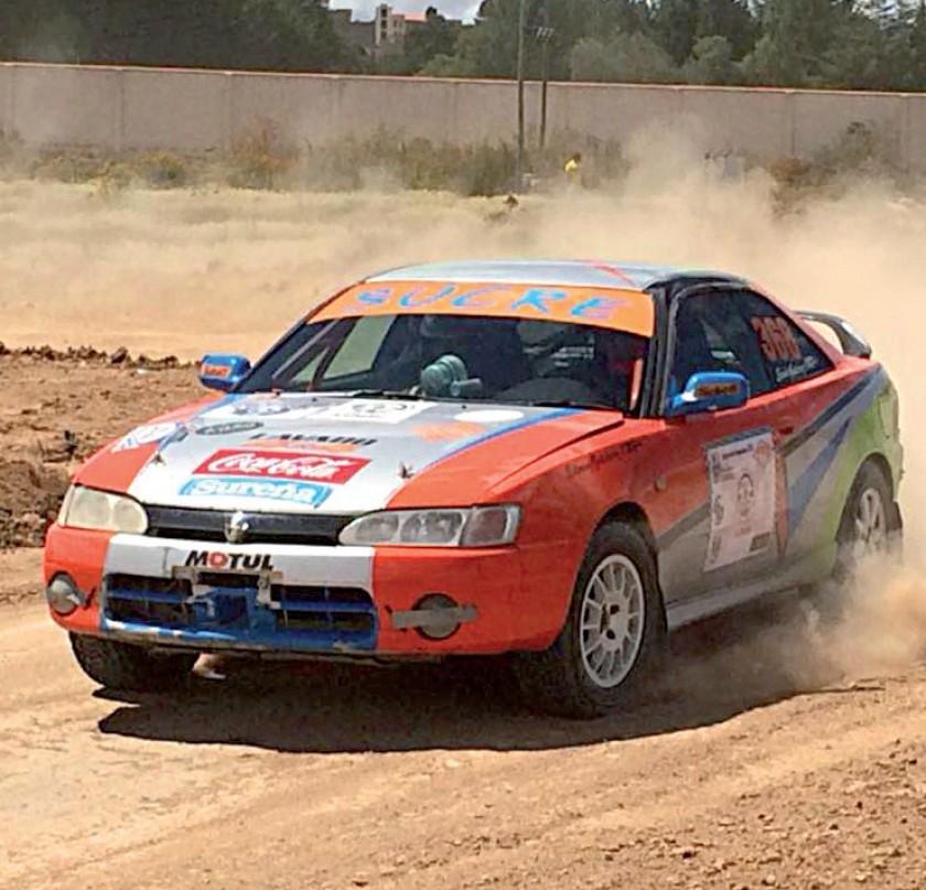 Careaga Alurralde, Gutiérrez y Peña, ganadores de las dos primeras fechas.