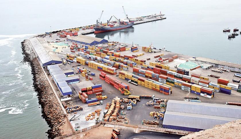 El Puerto de Arica, una de las puertas de salida de los productos bolivianos al resto del mundo. INTERNET