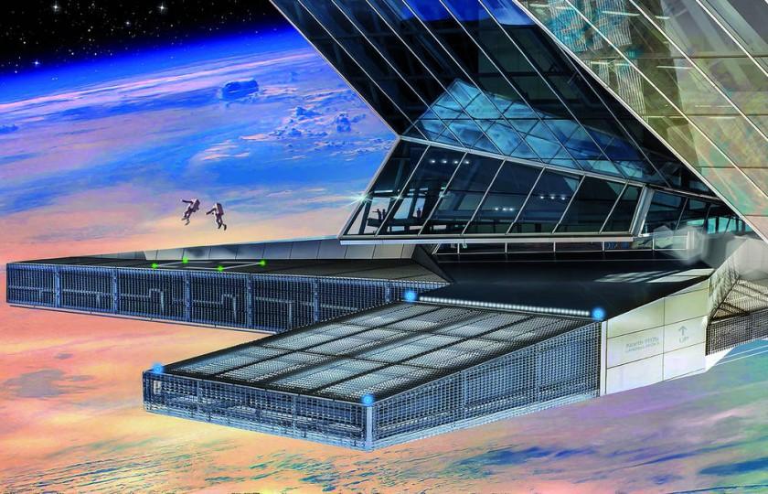 El país en el espacio tendrá un buen número de habitantes virtuales y algunos reales. Foto: Asgardia