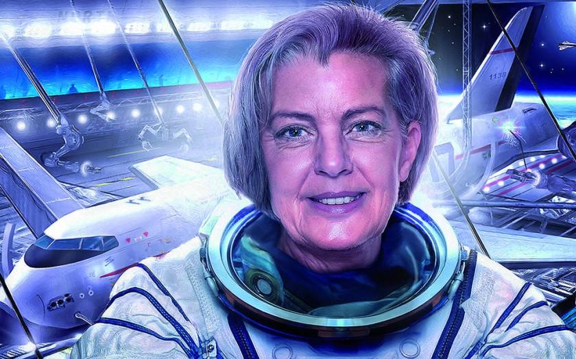 Los astronautas que vayan hasta el país en órbita ya no serán solo los jóvenes. Foto: Argardia