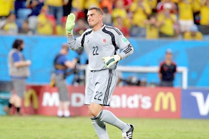 Faryd Mondragón hizo historia. El portero colombiano estuvo en Francia 1998 pero recién pudo jugar unos minutos en...