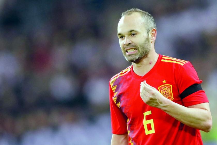 Andrés Iniesta, ocho años después . En su último Mundial, el español buscará volver a ser aquel que deslumbró en...