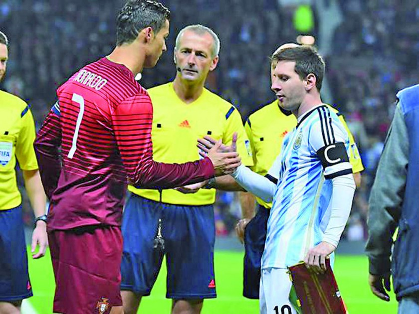 Los mejores del mundo. Rusia, para Cristiano Ronaldo y Lionel Messi, es quizás la última cita en la que llegarán...