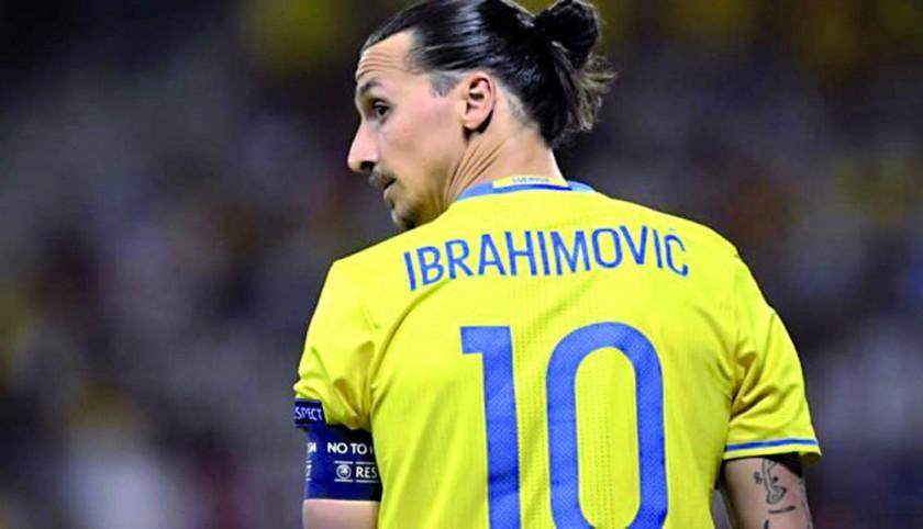 Zlatan Ibrahimovic ¿Va a Rusia?. Aunque anunció su retiro de la selección sueca, no descartó estar en el Mundial...