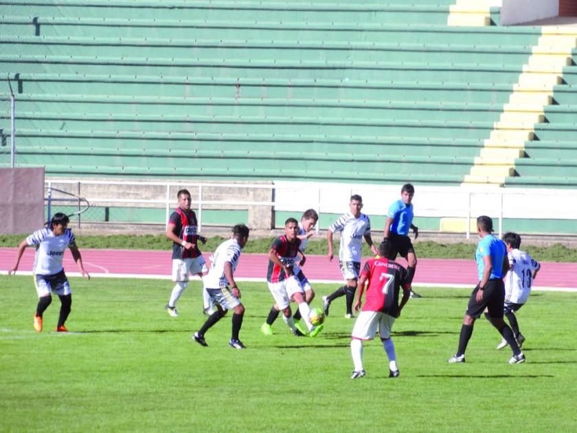 Independiente y Fancesa lideran el Torneo luego de la octava fecha.