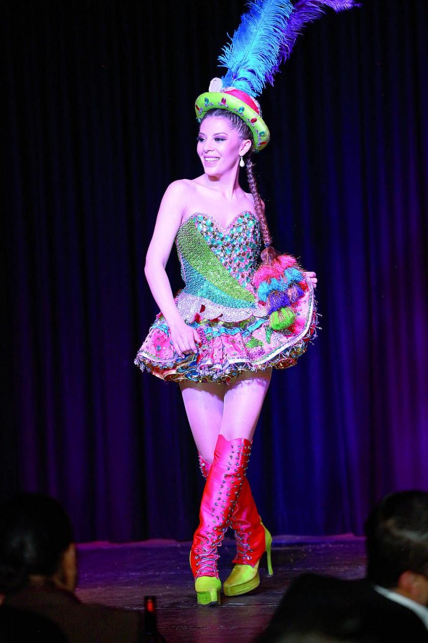 Laura Quiroga, Padilla.