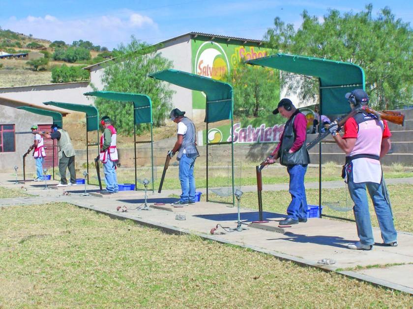 El polígono de los Bolivarianos será escenario este fin de semana del certamen nacional.