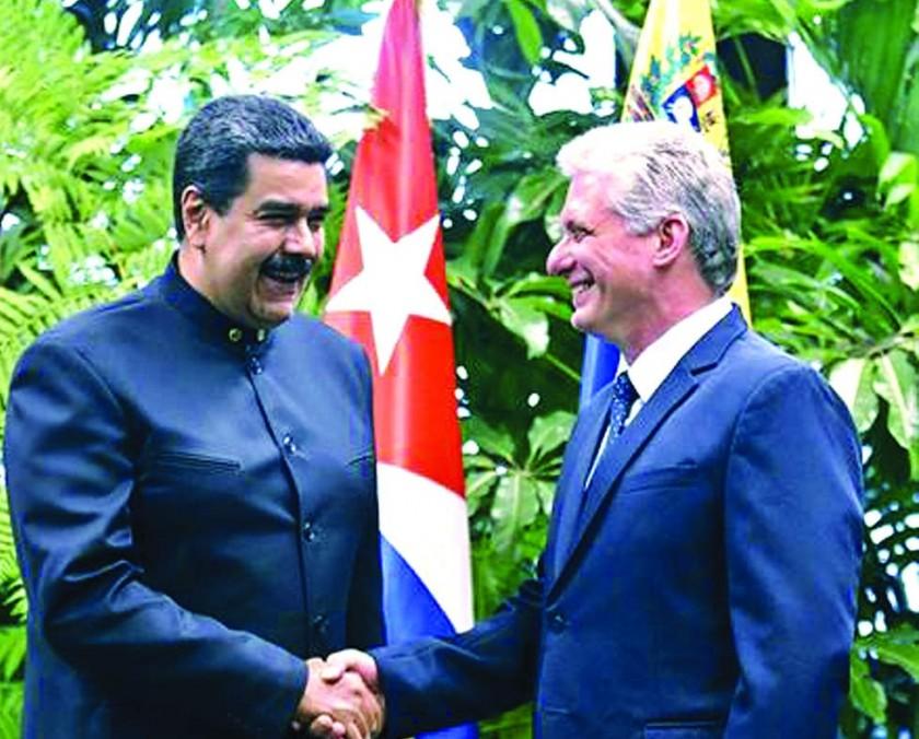 En plena crisis de Unasur, Maduro asegura que Evo salvará el bloque