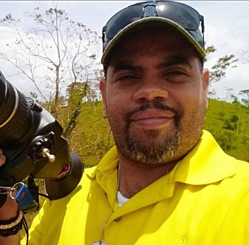 DECESO. Un periodista murió por disparo.