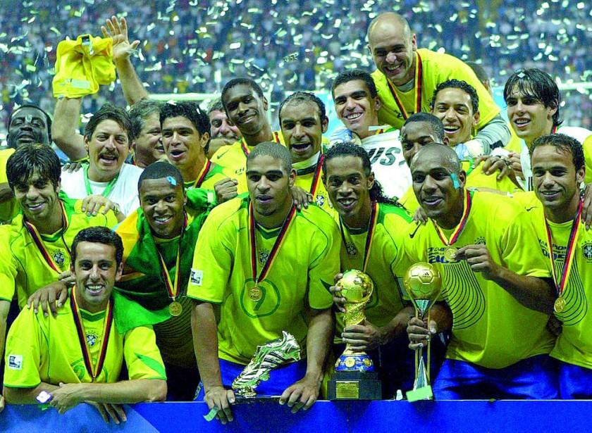PENTACAMPEÓN. Brasil conquistó cinco copas en la historia de los Mundiales, siendo la selección más ganadora de este....