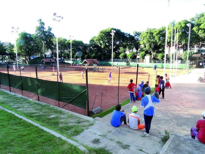 El Sucre Tenis Club fue construido en las primeras décadas del siglo pasado.