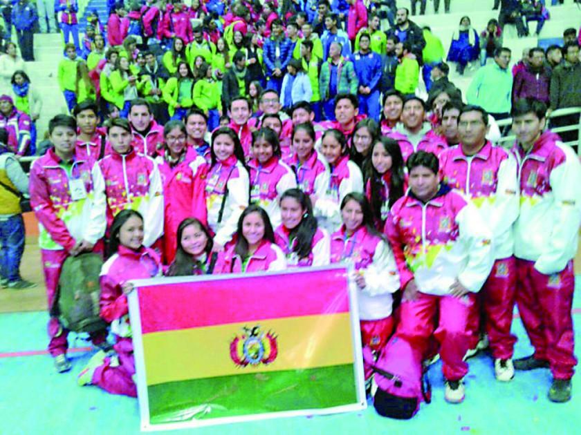 La región contará con una nutrida delegación para participar en los Juegos de Chile.