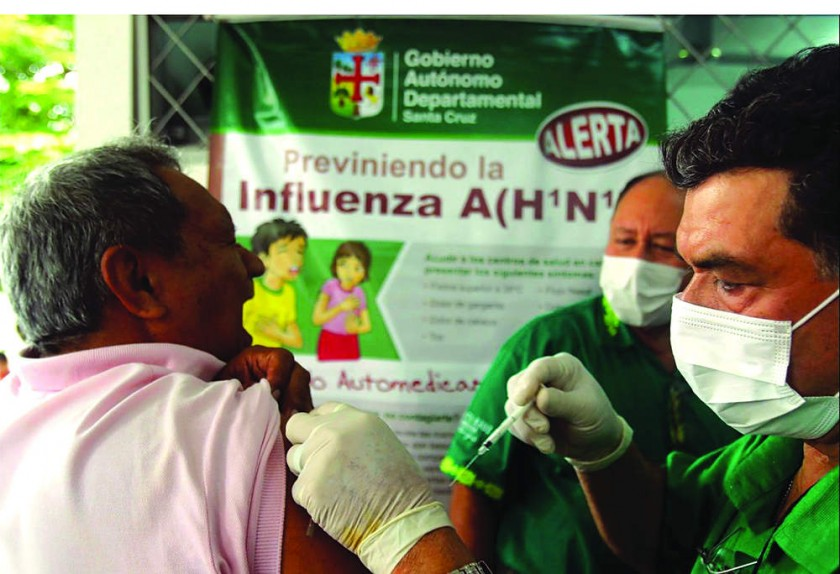 Influenza no frena su paso mortal