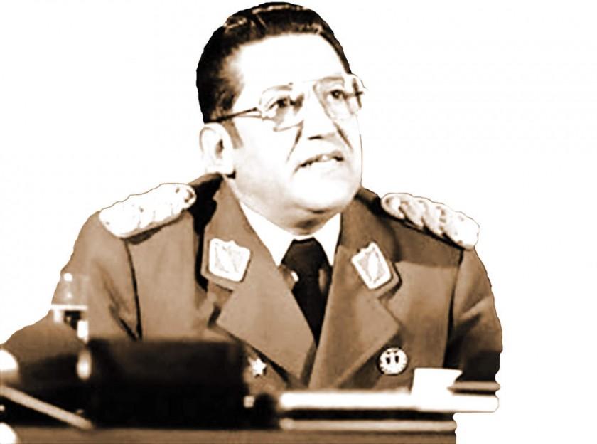 García Meza muere y su carta póstuma alarga el suspenso