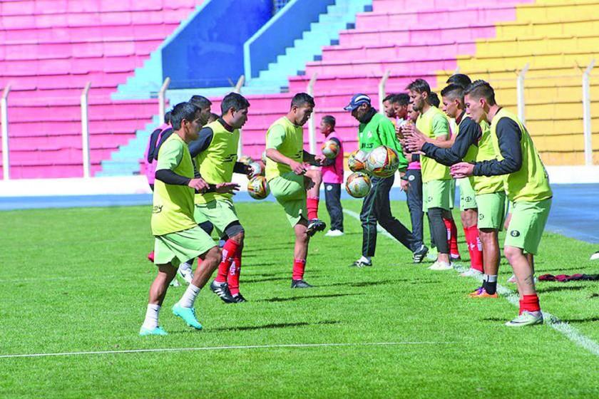 La Banda Roja necesita ganar por tres o más goles.