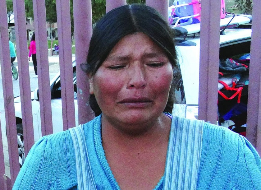 Un niño muere desangrado en ambulancia que sorteó bloqueos