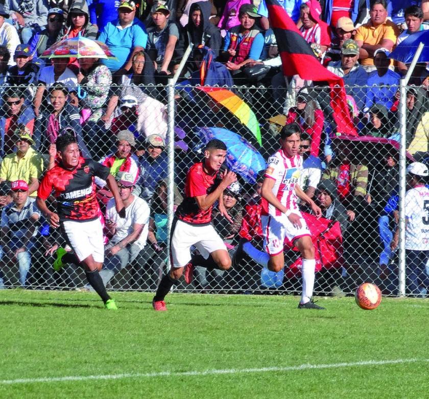 Independiente goleó a Flamengo en el auxiliar