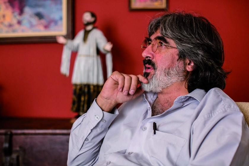 """Bernardo Gantier y algunos nombres de su """"panteón"""""""