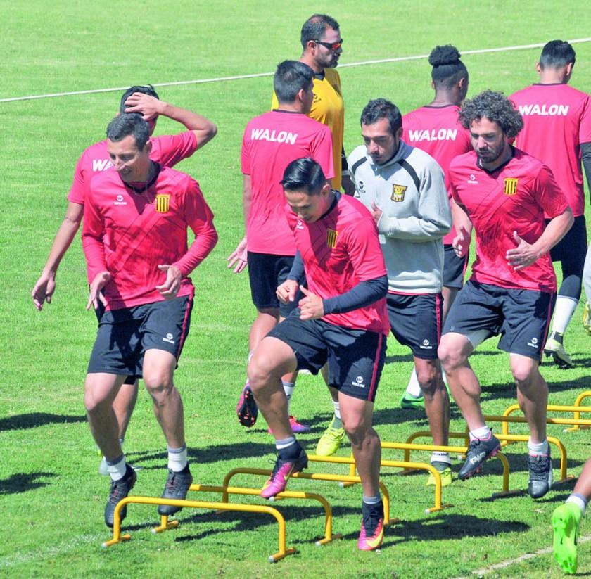 Celestes y atigrados juegan esta semana por la Libertadores.