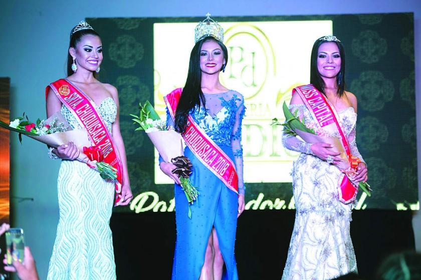 Miss Chuquisaca 2018 es de Alcalá