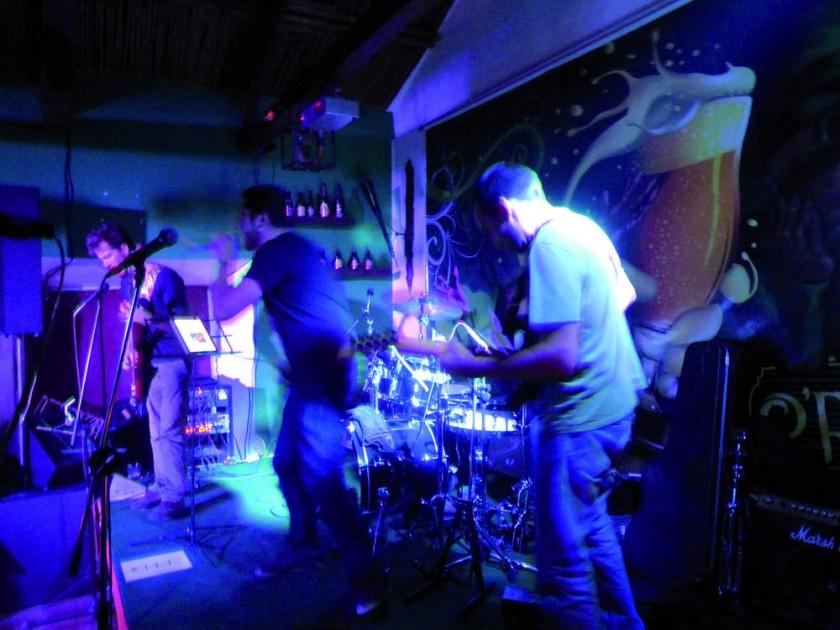 Riffle Band Sucre.