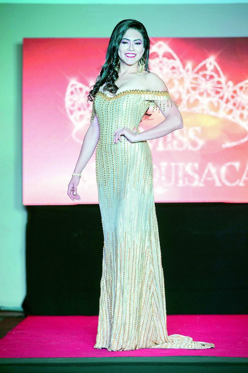 Patricia García Cerezo, de Monteagudo.