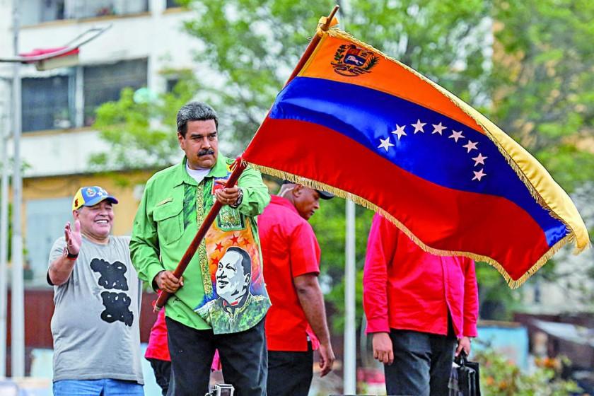 Maduro cierra campaña entre más denuncias
