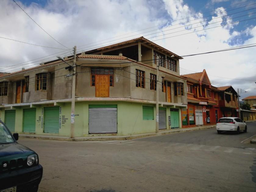 La casa de Freddy Flores, una de las más afectadas durante el terremoto, fue reconstruida.