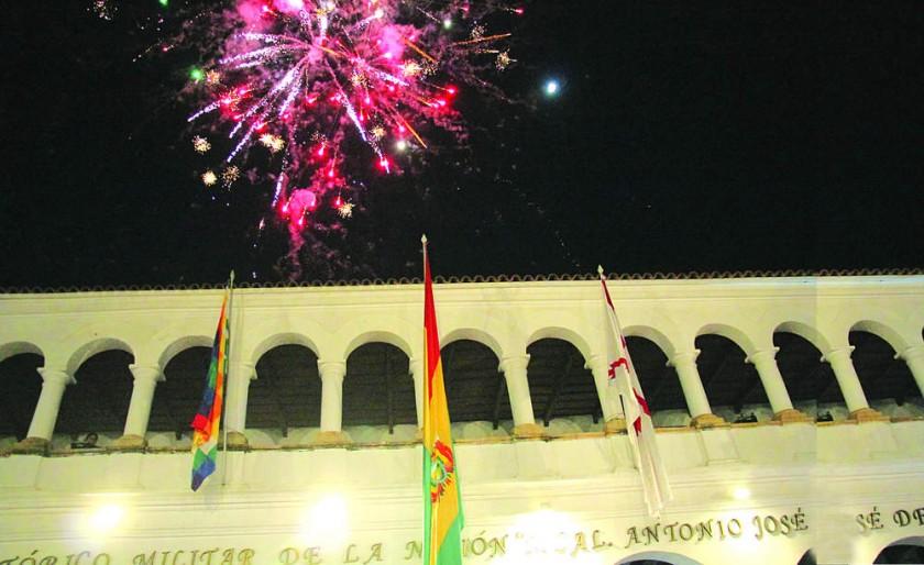 25 DE MAYO. Por primera vez, el homenaje a la campana de la libertad, desde donde se llamó a la revolución según...