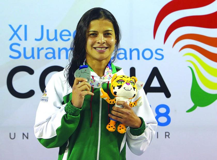 Torrez, segunda plata para Bolivia