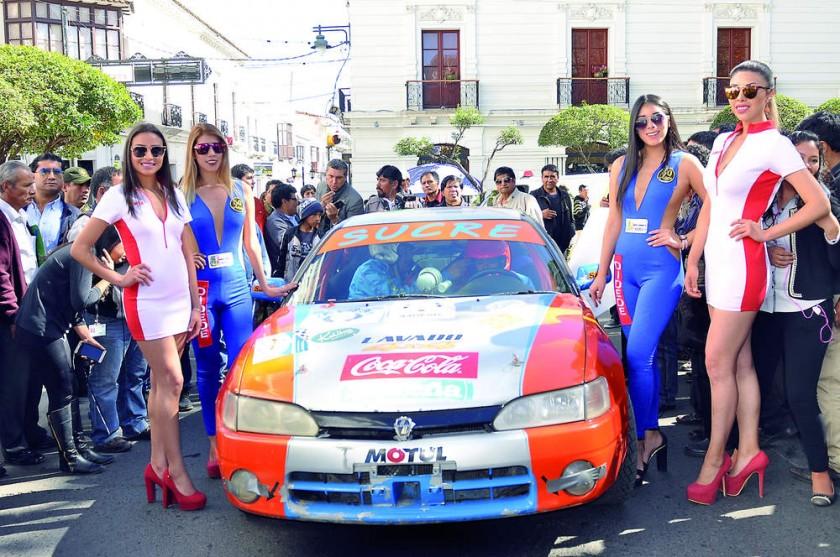 Ayer se registró más de un centenar de pilotos locales para el Circuito Oscar Crespo 2018.