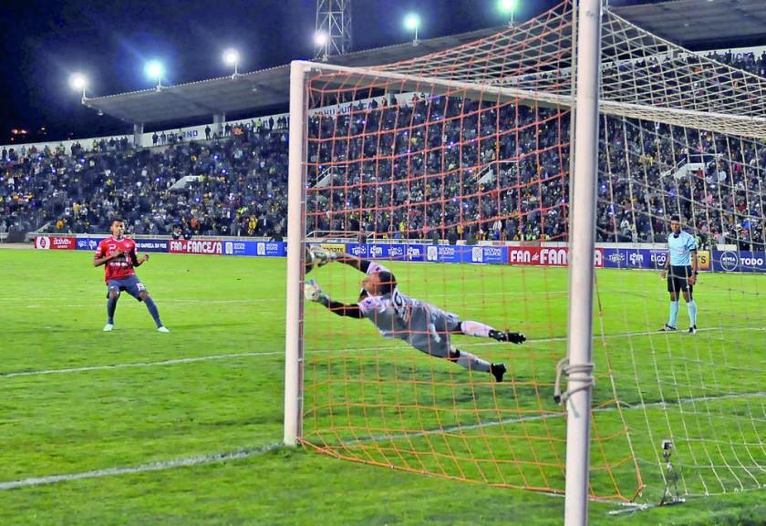 El título del torneo se definió en la tanda de penales.