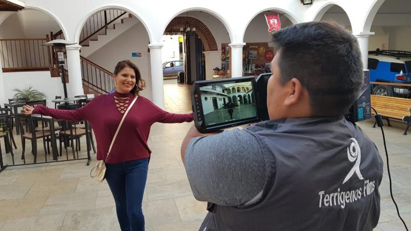 Marianela Torrico incluye imágenes de Sucre en nuevo videoclip