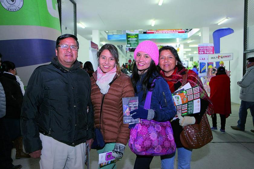 Familia Amonzabel Mancilla.