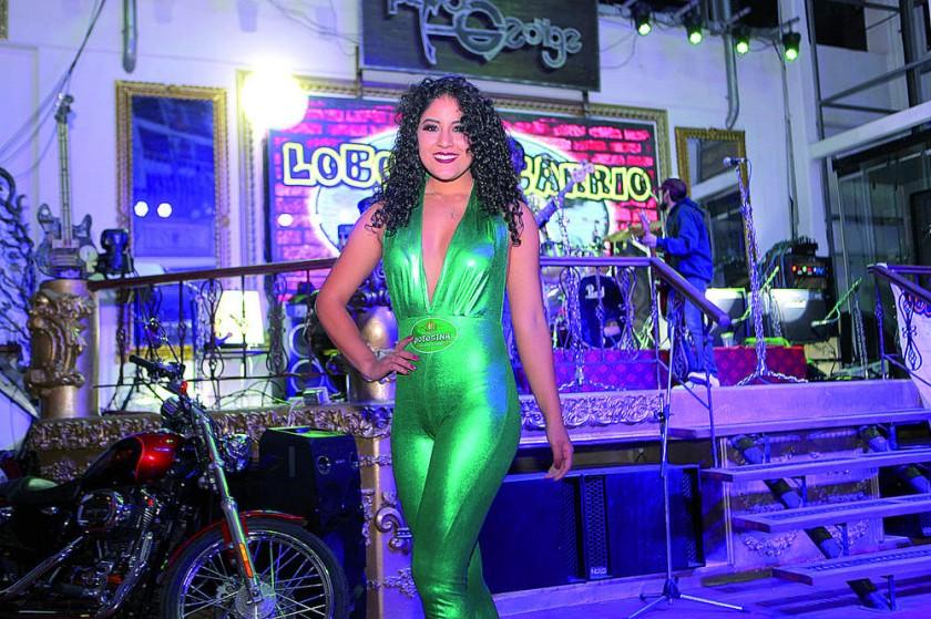 Alejandra Rico.