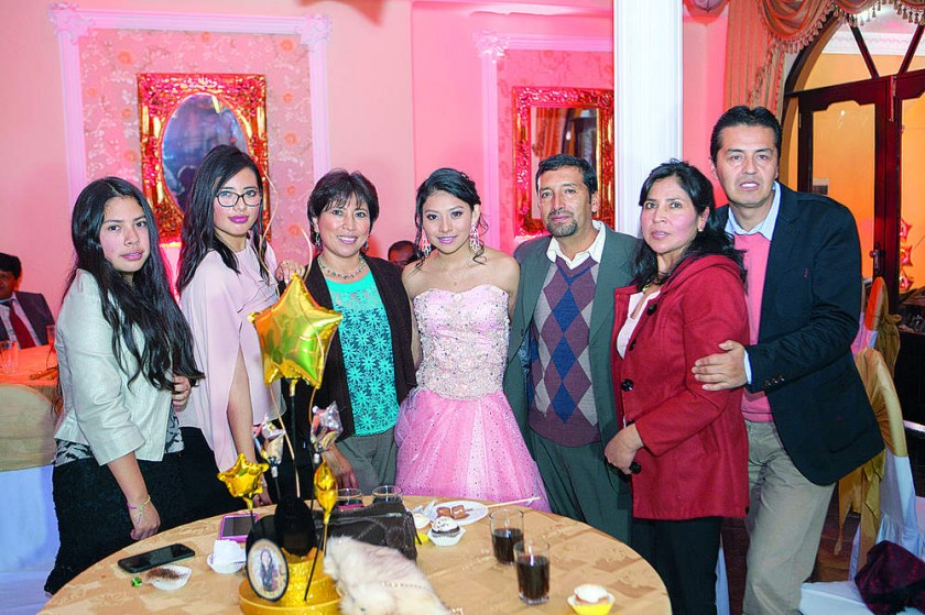 Familia Méndez.