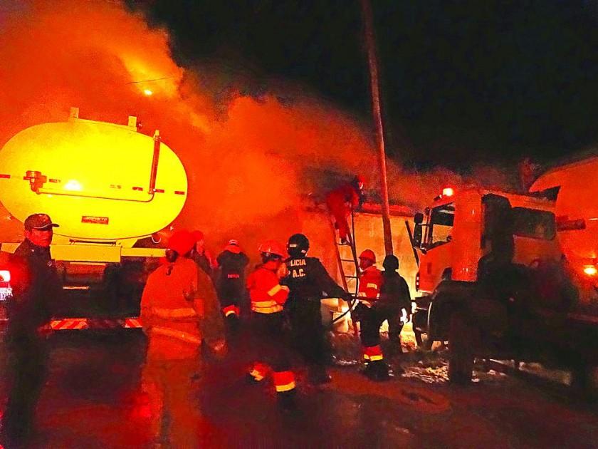 Incendio de casa en Patacón marca noche de San Juan