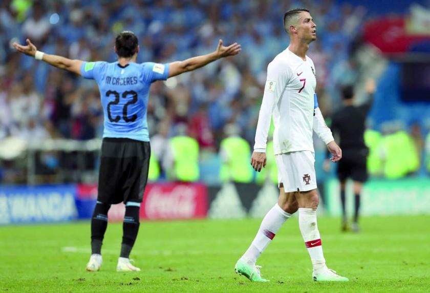 futuro dudoso para Ronaldo