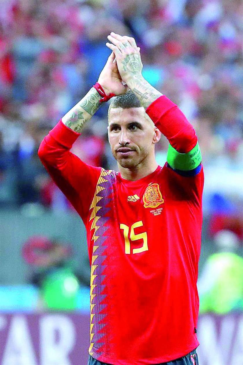 Ramos ya apunta a Qatar 2022
