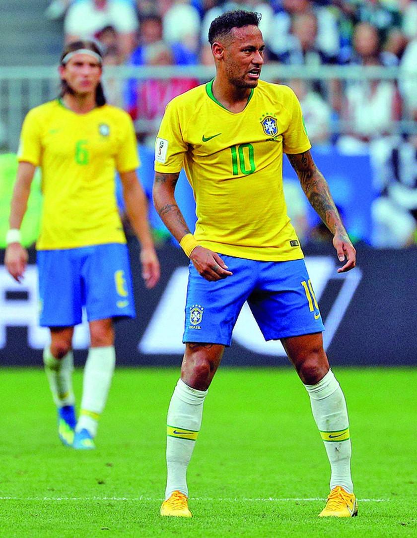 Brasil y Bélgica pugnarán por un cupo para las semifinales.