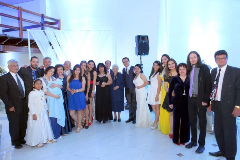 Familia Ramallo.