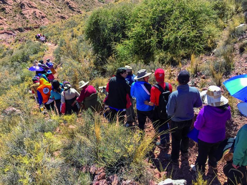 Vitichi: Siguiendo las huellas de fray Vicente Bernedo
