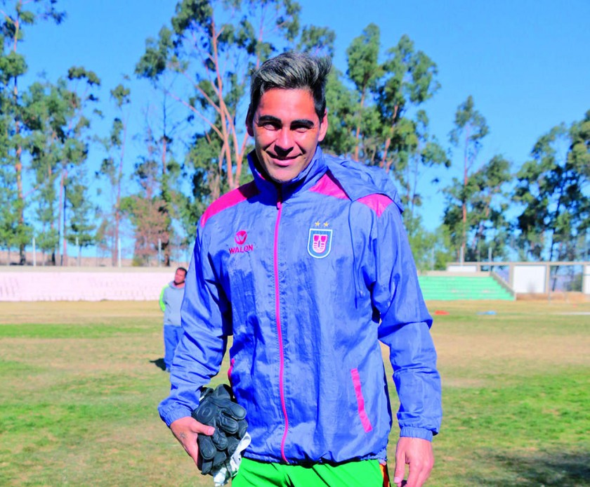 El arquero argentino dejó el club en mayo pasado e inició una demanda por impago de sueldos.