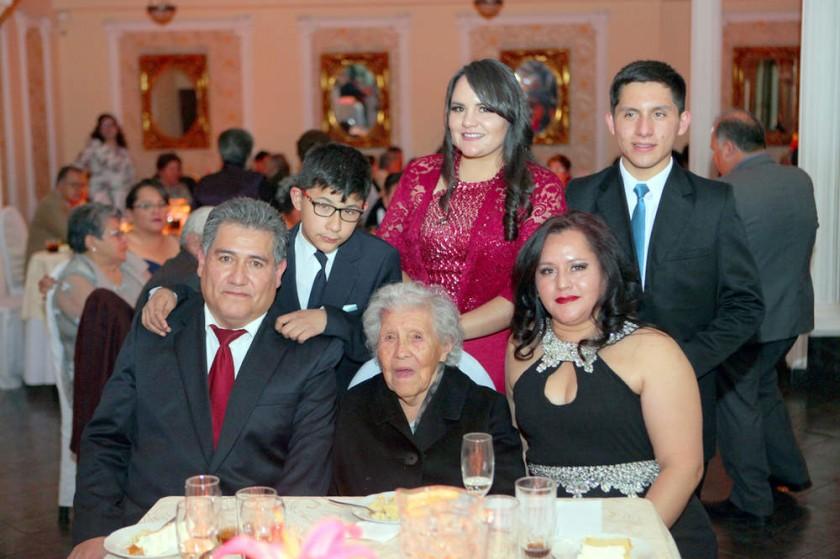 Familia Nogales – Chacón.